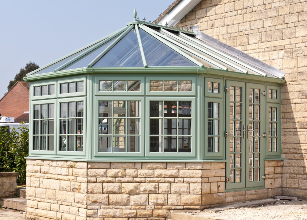 Chartwell Green Conservatory Diss Windows And